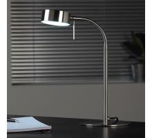 Endon 102-TLSC desktop lamp in chrome and GX53 lamps