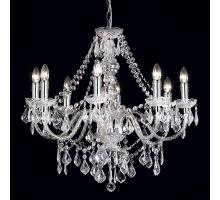 Endon 308 Range of Clear acrylic wall and ceiling chandeliers