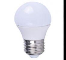 LED Golf Ball 3 watt E27 Large Screw Cap Warm White Cool White Daylight
