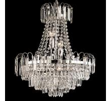 Endon 96826 exquiste fitting in chrome with clear beads & droplets