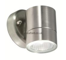 A2-WDL101 240V GU10 Stainless Steel IP65 Fixed Halogen Wall Light