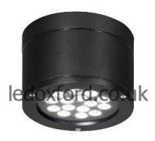 AU-CEL202 240V Aluminium IP44 Fixed 15W LED Ceiling Light