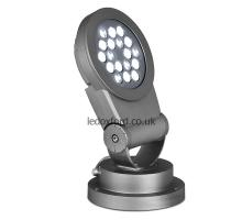 AU-SPT181 240V Aluminium IP65 Adjustable 18W LED Spotlight