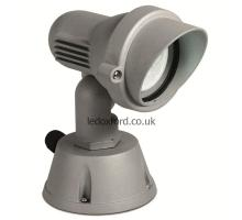 AU-SPT800 240V Aluminium IP44 Adjustable 3W LED Spotlight