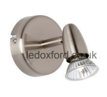 EL 10110 Kitchen spotlight in Satin Chrome