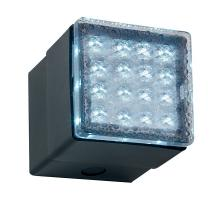 Endon EL-40038-BLU IP67 LED Paving Light outdoors Blue