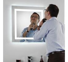 Endon EL-CABRERA IP44 Backlit Bathroom Wall Mirror