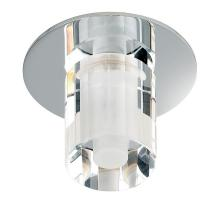 Endon EL-IP-4000 Chrome and Crystal Shower Light IP65