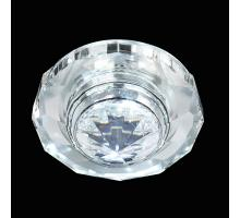 Endon EL-IP-6000-CRY IP65 LED Crystal Downlight Shower Bathroom