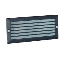 EL-YG-7004 Recessed Bricklight with Grill IP44 Outdoor