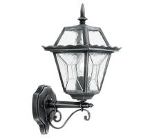 YG-4500 Range of Leaded Glass Lampost and Wall Lights