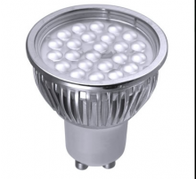 LED 5 Watt GU10 ECO Saver  Dimmable and Non Dimmable