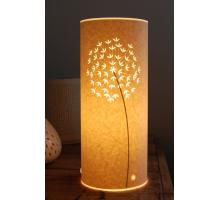 Range of allium design Table Lamps Small Round and oval